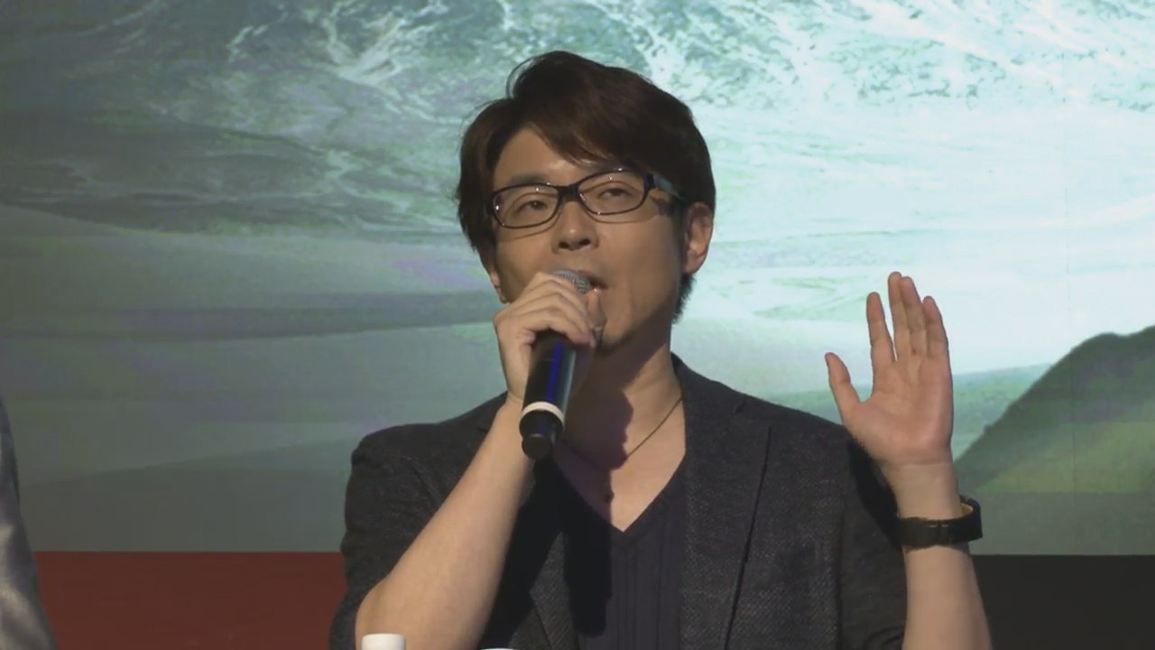 Producer of MG Survive Yuji Korekado